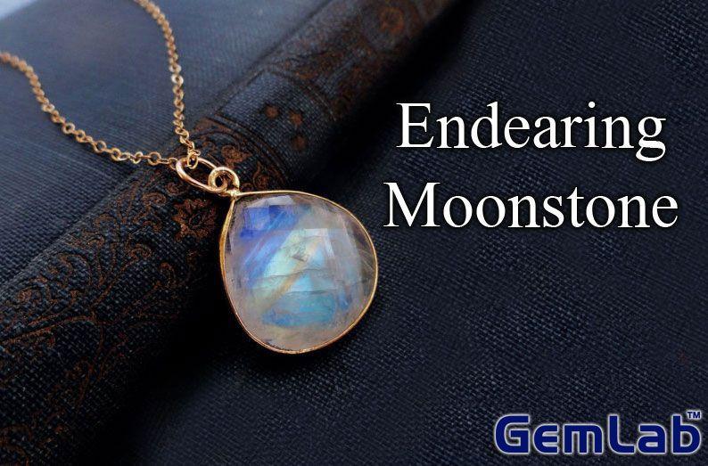 Endearing Moonstone