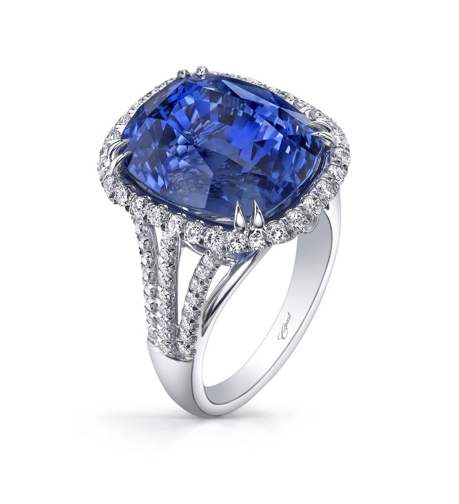 blue sapphire stone