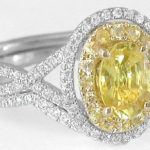 Career Success And Yellow Sapphire Stone