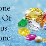 Gemstone Mining of Precious Gemstones