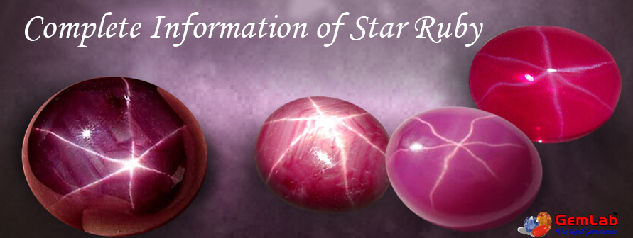 Complete Information To Star Ruby Gemstone