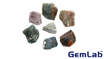 Some Precious Gemstone and Mineral(feature)